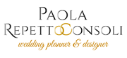 Paola Repetto Consoli | Wedding Planner & Designer