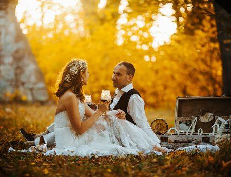 Organizzazione Matrimoni : Wedding picnic! Ecco un'originale alternativa al classico ricevimento.