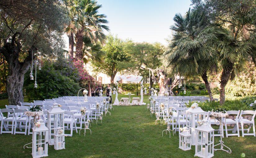 Matrimoni in Sardegna - Matrimonio in Villa