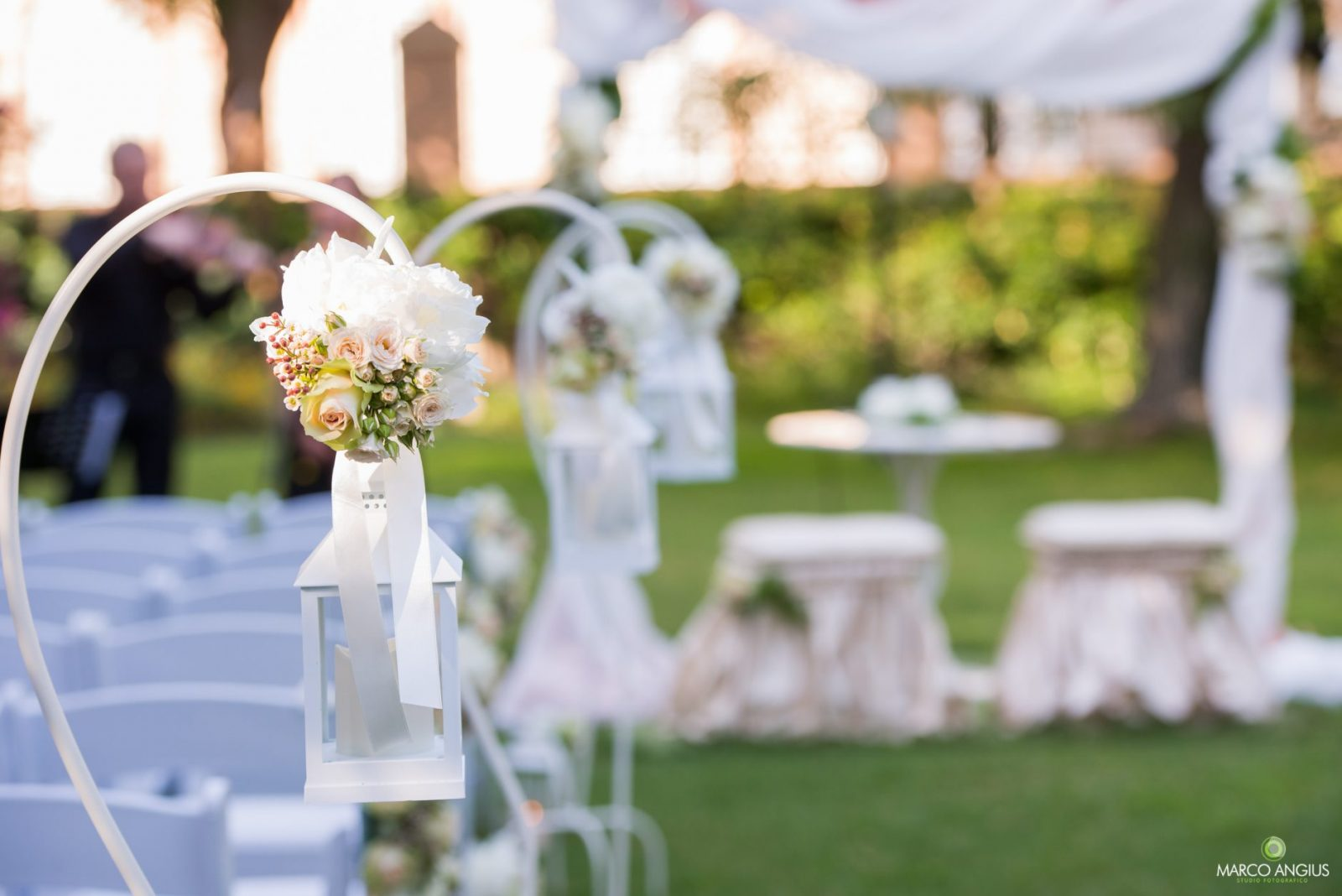 Matrimonio in Villa Sardegna