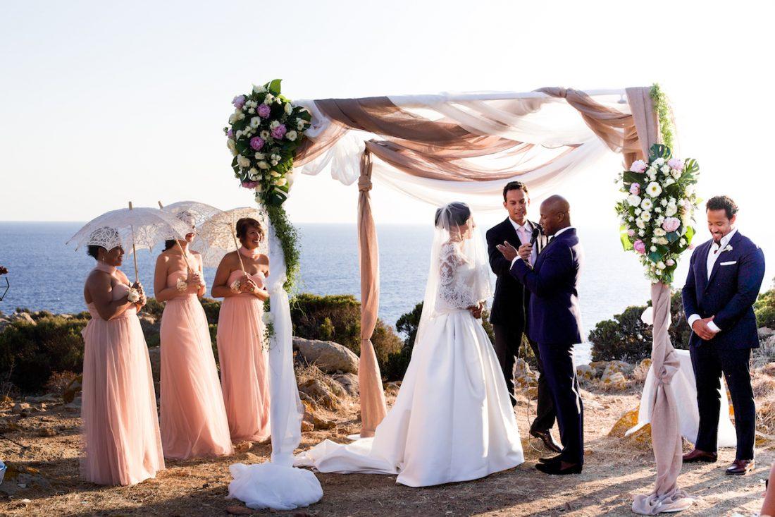 Matrimonio al Faro in Sardegna