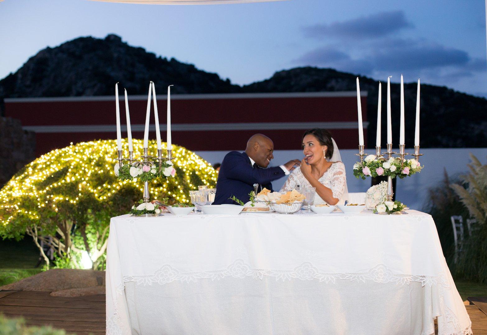 Matrimonio al faro