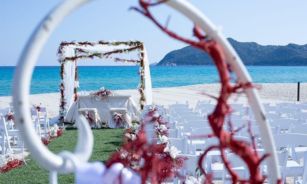 Matrimonio in Sardegna sulla Spiaggia 2