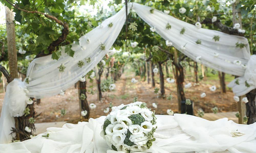 Matrimonio in Vigna Sardegna