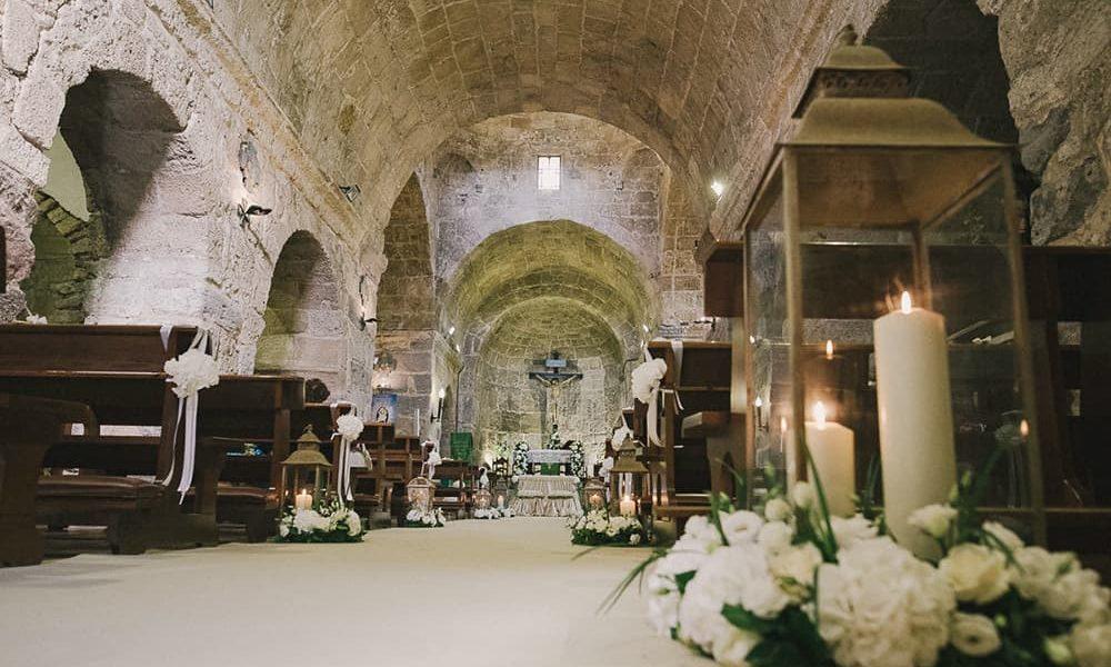 Allestimenti Matrimonio Sardegna