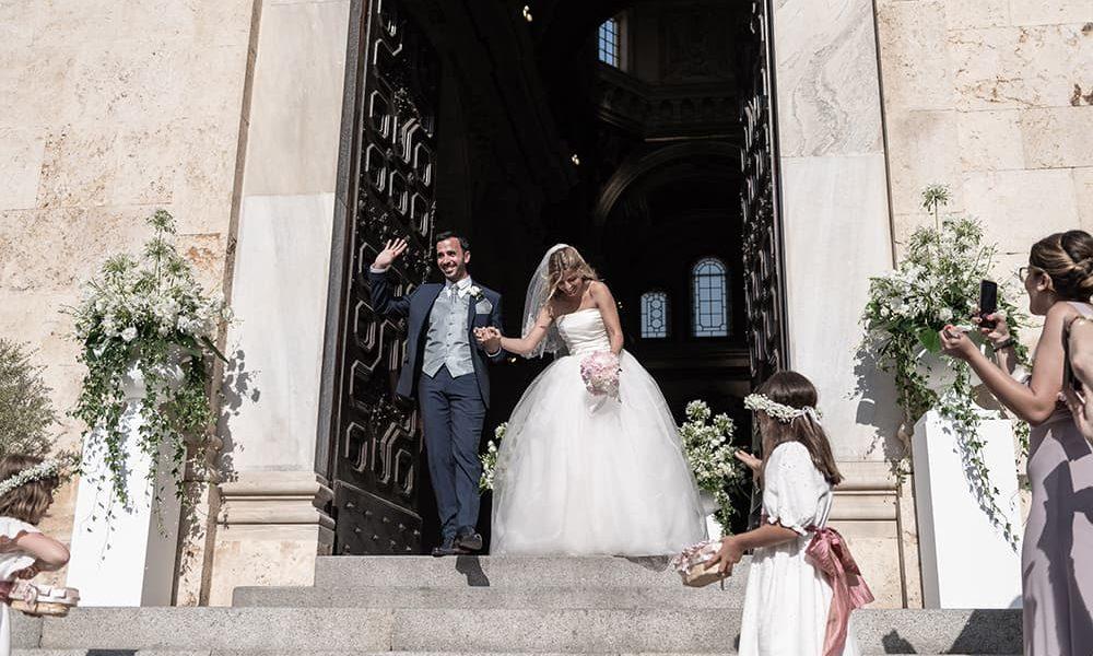 Allestimenti floreali Matrimonio in Sardegna