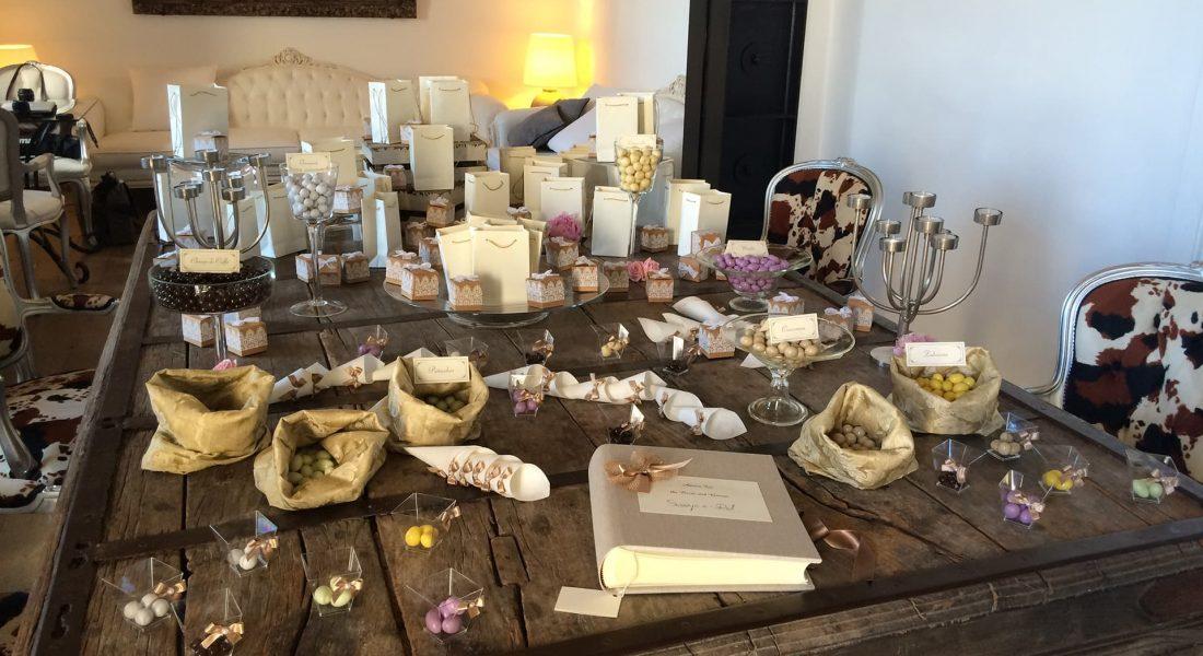 Confettata per matrimoni in Sardegna