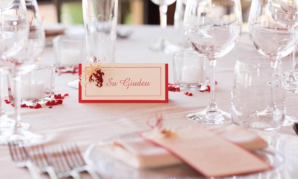 Immagine coordinata Matrimonio Sardegna