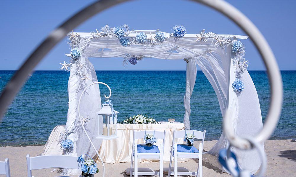Matrimoni Simbolici in Riva al mare