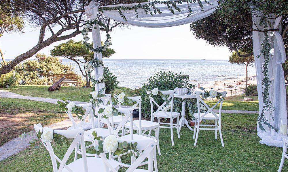 Matrimoni Simbolici in giardino
