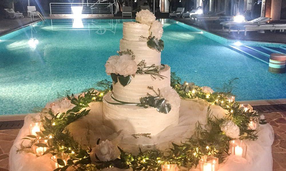 Torta per Matrimonio Sardegna