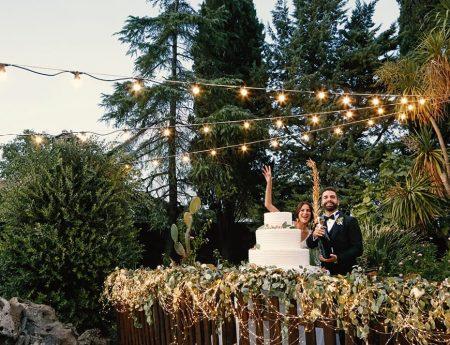 Torta per Matrimonio in Sardegna
