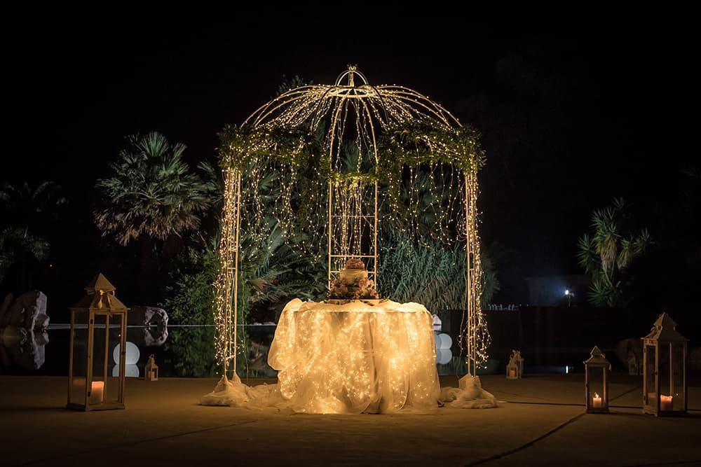 Celebrazione Matrimonio in Giardino 5