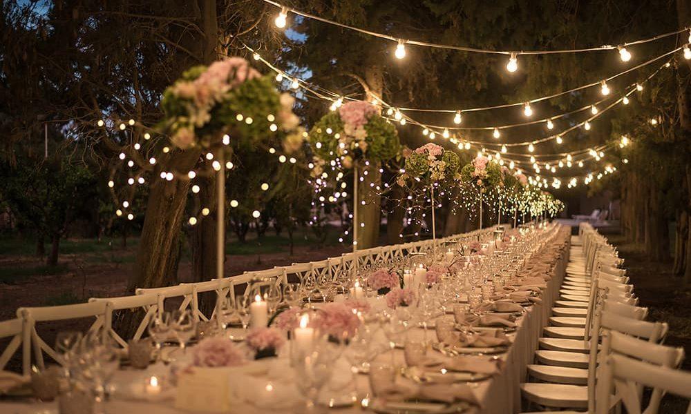 Matrimonio in giardino Sardegna